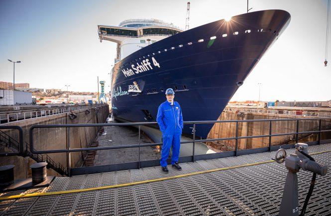 Mein Schiff 4 - TUI Cruises