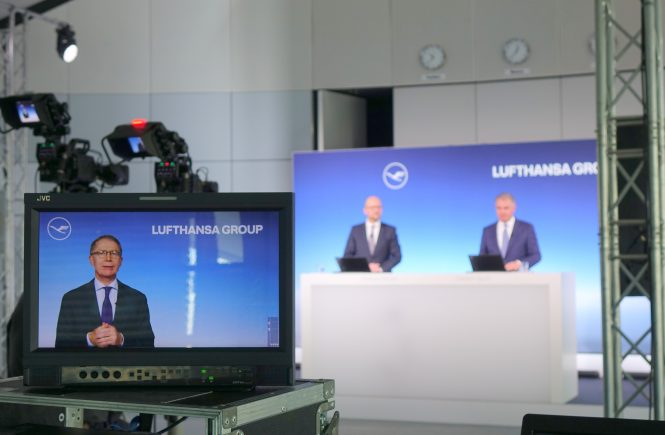 Lufthansa Group - Coronakrise