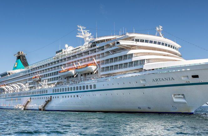 Phoenix Reisen: Rückholaktion von Passagieren der MS Artania