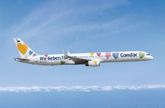 Condor erweitert Rückflugplan