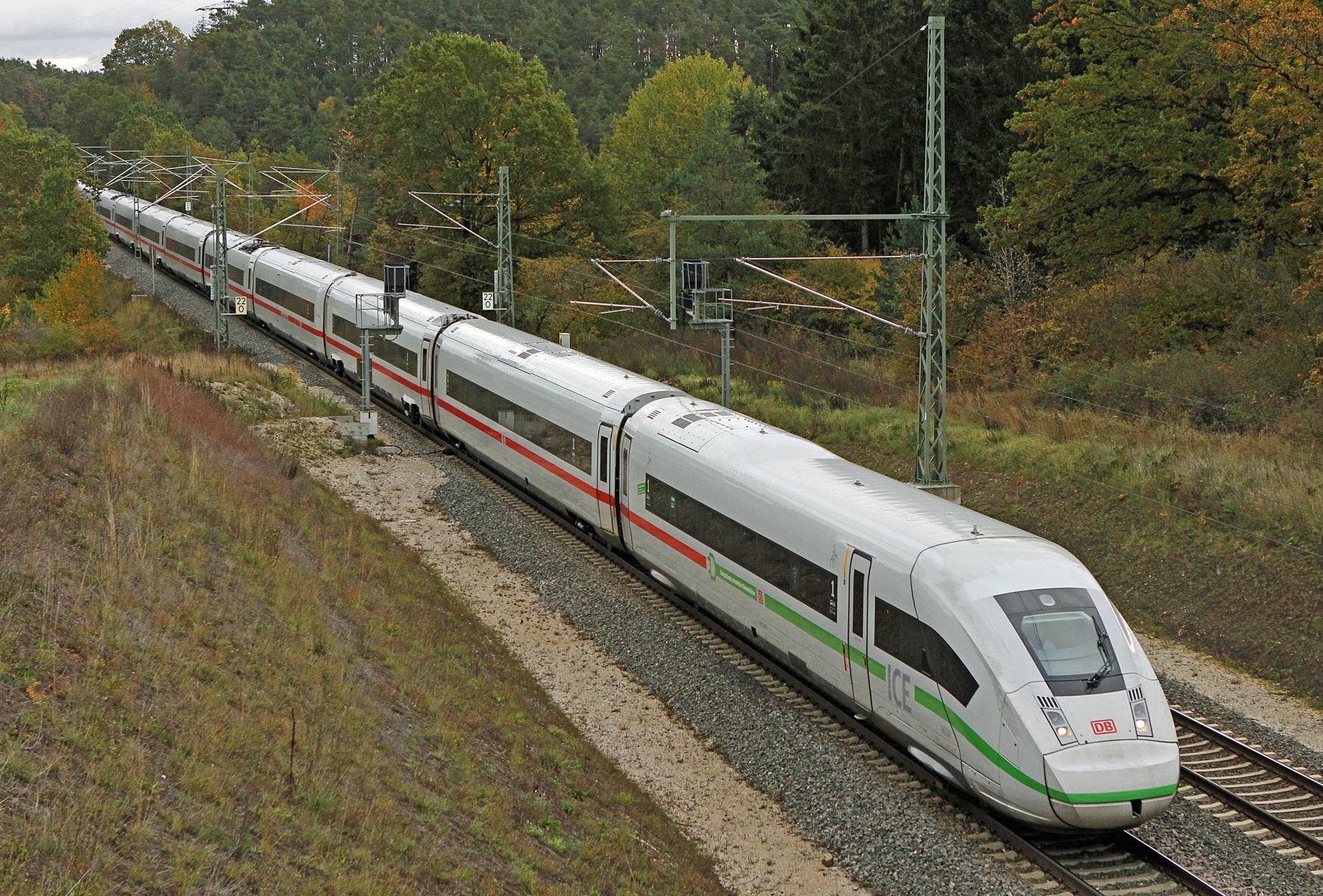 Virus Deutsche Bahn