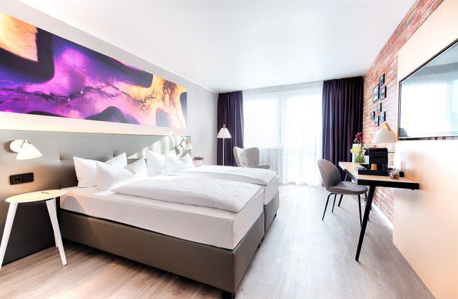 ACHAT Hotels: 4.000 Hotelzimmer als Homeoffice