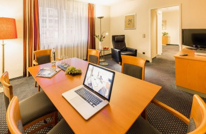 Homeoffice im Hotelzimmer - BWH Hotel Group Central Europe