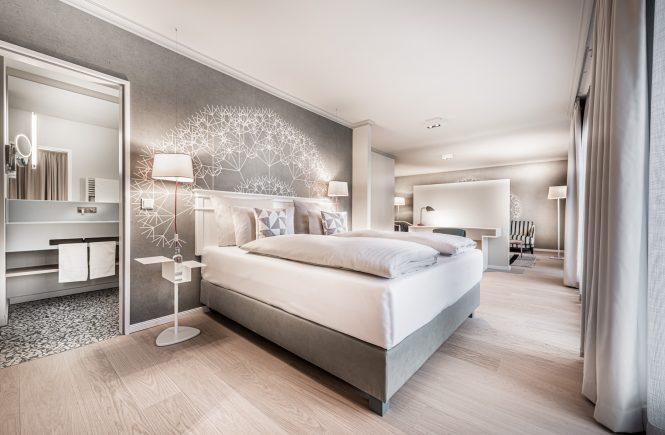 Das neue Steigenberger Hotel Treudelberg Hamburg