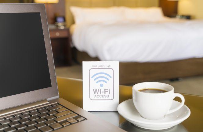 Best Western Portal für Homeoffice im Hotelzimmer