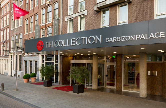 Das NH Collection Barbizon Palace in Amsterdam