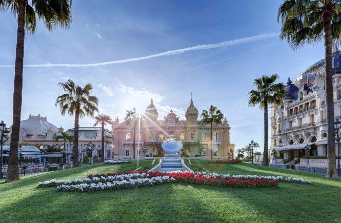 Tourismus in Monaco nimmt wieder Fahrt auf