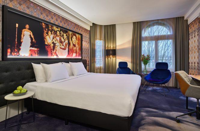 Hard Rock Hotels bringt den Beat nach Amsterdam