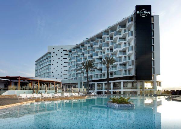 Palladium Hotel Group: Wiedereröffnung von sieben Hotels im Juli - Hard Rock Hotel Ibiza