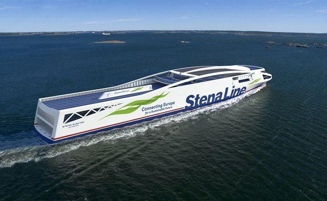 Stena Line reduziert CO\2\-Emissionen weiter