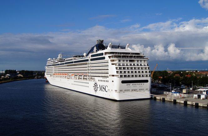 MSC Cruises erweitert den Betriebsstillstand