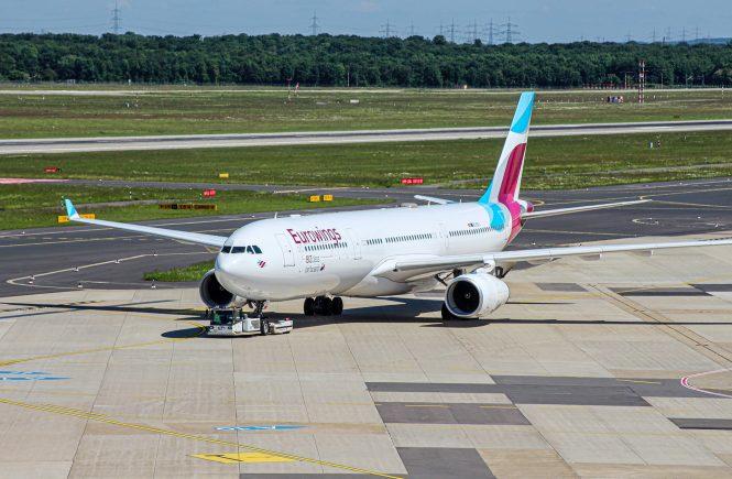 Eurowings reagiert auf sprunghaft steigende Nachfrage