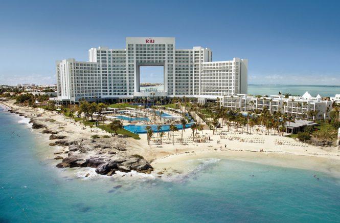 RIU nimmt den Betrieb in Cancun wieder auf