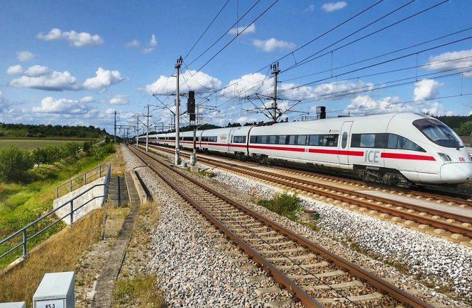 Kühlender Farbanstrich für die Schienen von der Deutschen Bahn