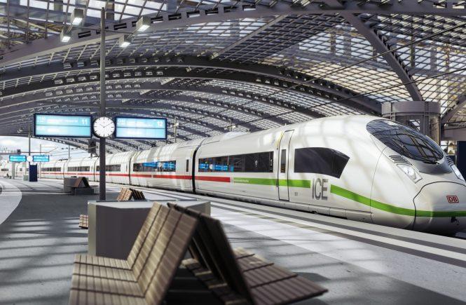 Deutsche Bahn investiert eine Milliarde in neuen ICE