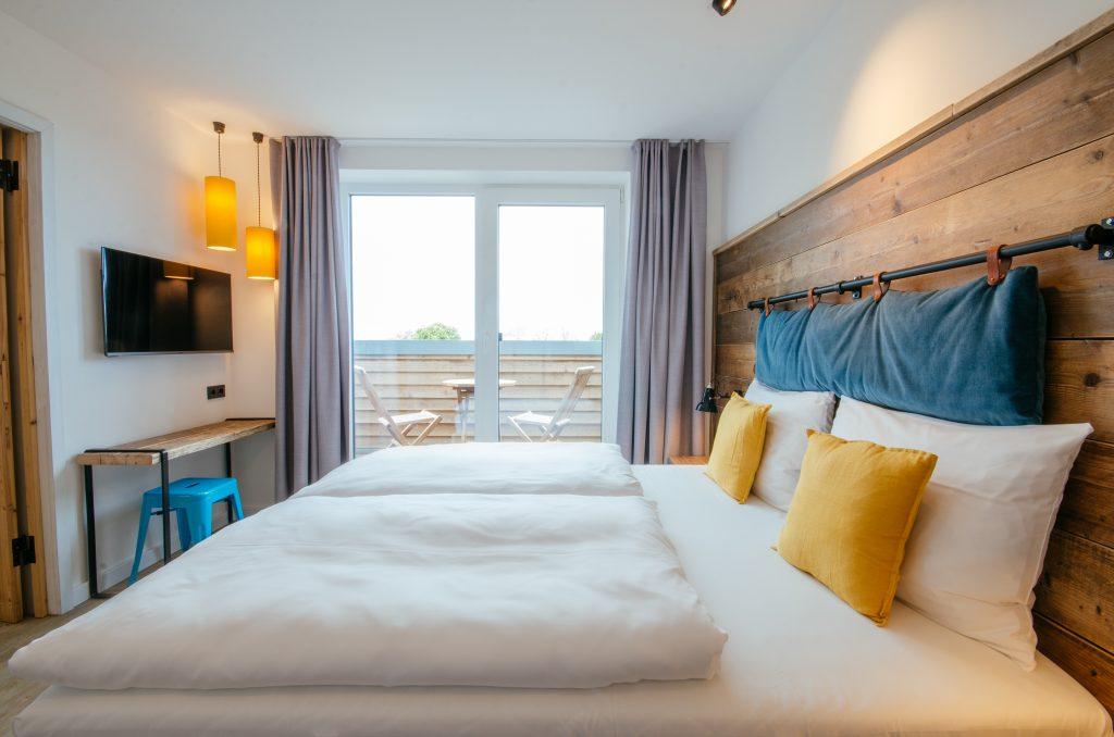 Hotel Landhafen in Niebüll