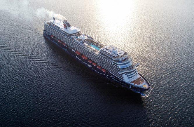 Blaue Reisen mit der Mein Schiff 1 ab 31. Juli