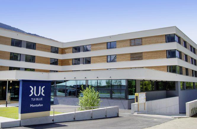 TUI Blue eröffnet neu gebautes Hotel im Montafon