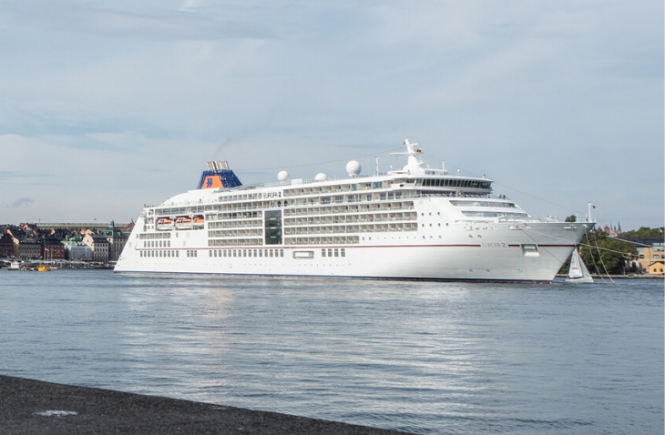 Erfolgreiche Übertragung der Hapag-Lloyd Cruises