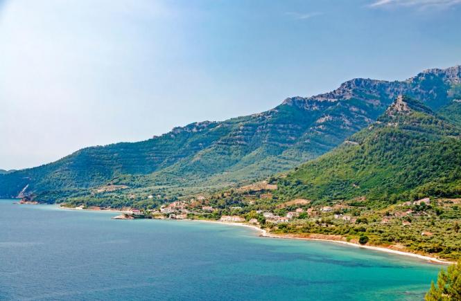Griechenlands grüne Insel Thassos