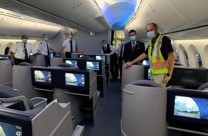 United Airlines fliegt ab wieder von Zürich nach Washington