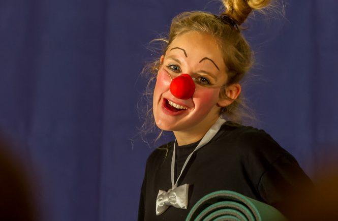 Ferienseminare Clown und Comedy