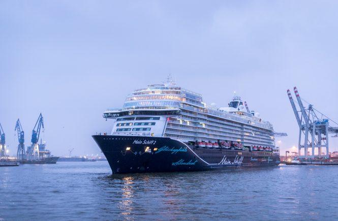 Kurzkreuzfahrten mit der Mein Schiff 2 ab und bis Hamburg