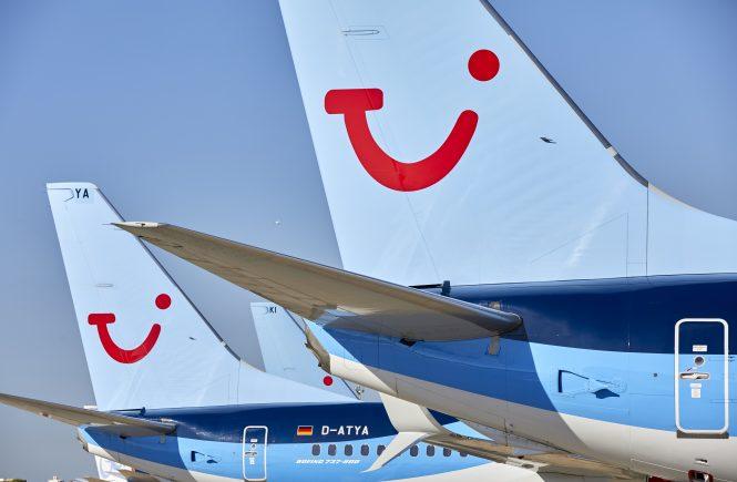 TUI fly fliegt die ersten 250.000 Urlaubsgäste
