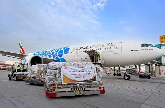 Emirates startet Luftbrücke zwischen Dubai und dem Libanon