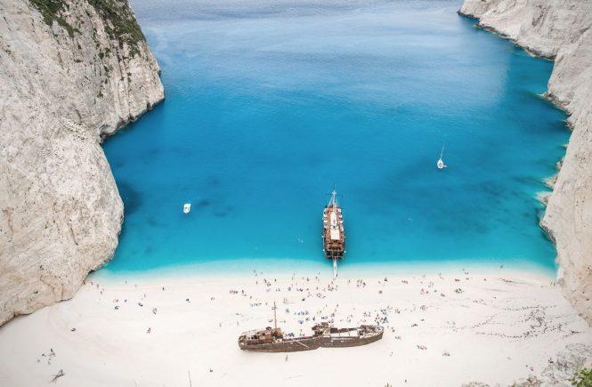 Die perfekte griechische Insel