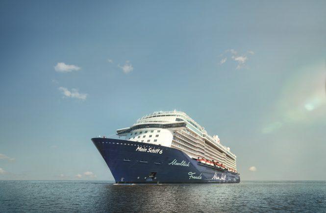 TUI Cruises - Mein Schiff kooperiert mit Helios Kliniken für Covid-19-Tests