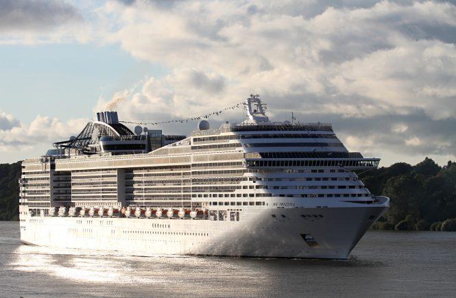 MSC Cruises bereitet sich auf einen Neustart im Sommer vor!