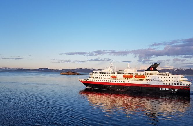 Buchen ohne Risiko bei Hurtigruten