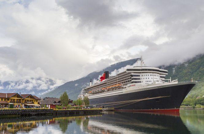 Verlängerung der Betriebspause bei Cunard Line