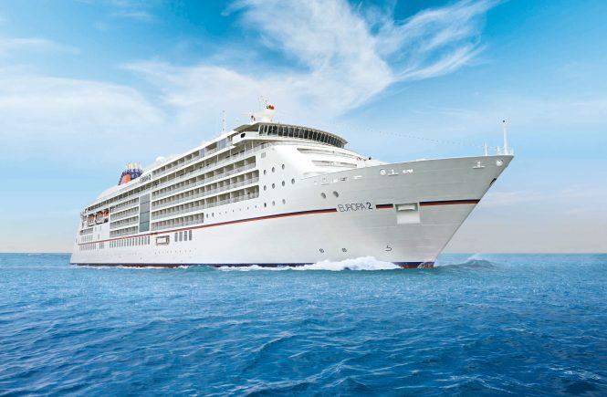 Hapag-Lloyd Cruises veröffentlicht neuen EUROPA 2-Winterfahrplan