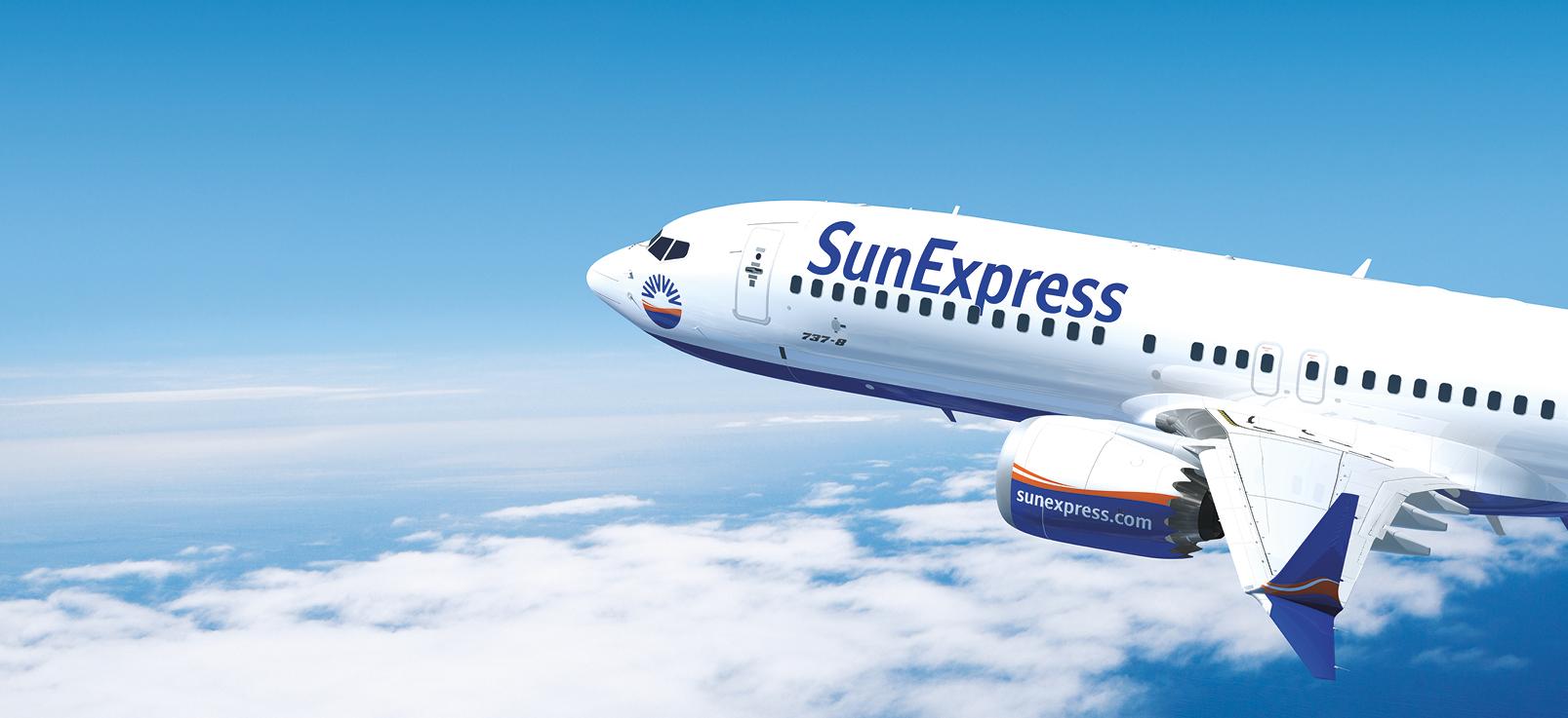 Sunexpress Ticket