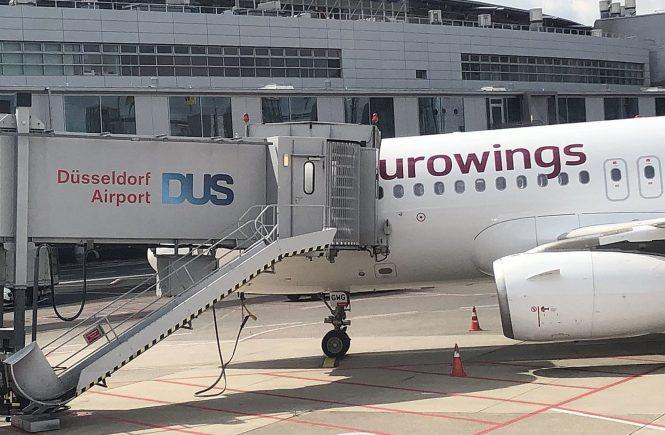Eurowings übernimmt Ryanair-Programm