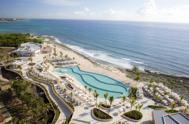 TRS Yucatan Hotel gewinnt bei TUI Global Hotel Awards - Palladium Hotel Group