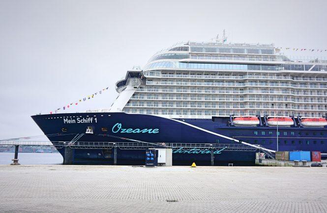 Herbstferien an Bord der Tui Cruises - Mein Schiff Flotte