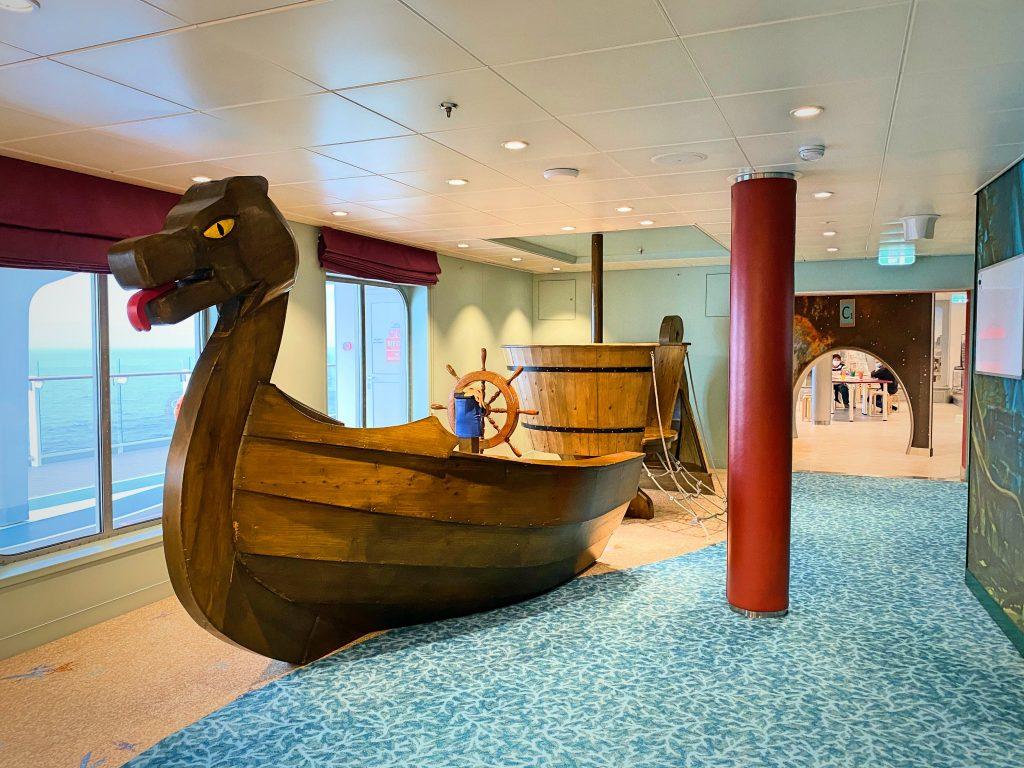 Kidsclub Mein Schiff 1 von TUI Cruises