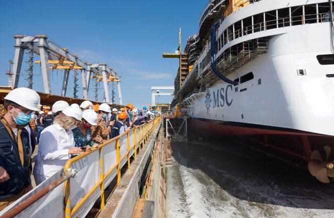 Für hygienisch reine Raumluft an Board setzt MSC Cruises auf ein Luftreinigungssystem mit innovativer Technologie - MSC Seashore