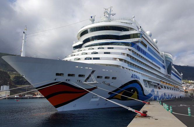 AIDA Cruises unterbricht Kreuzfahrtsaison im November 2020