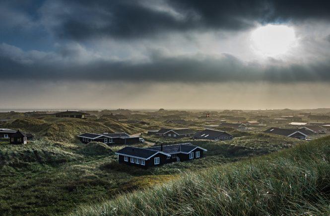 Ferienhausurlaub in Dänemark