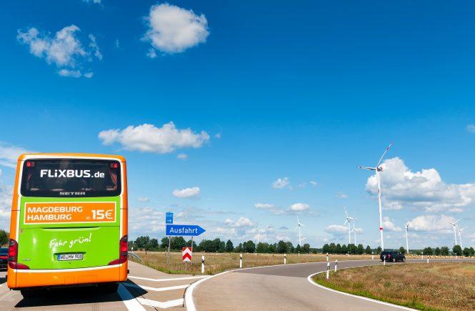 Rechte bei Reisen mit dem Fernbus