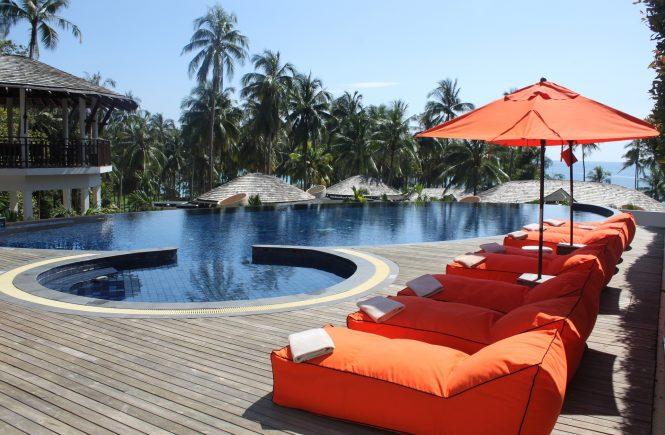 Luxus-Quarantäne für Langzeiturlauber in Thailand