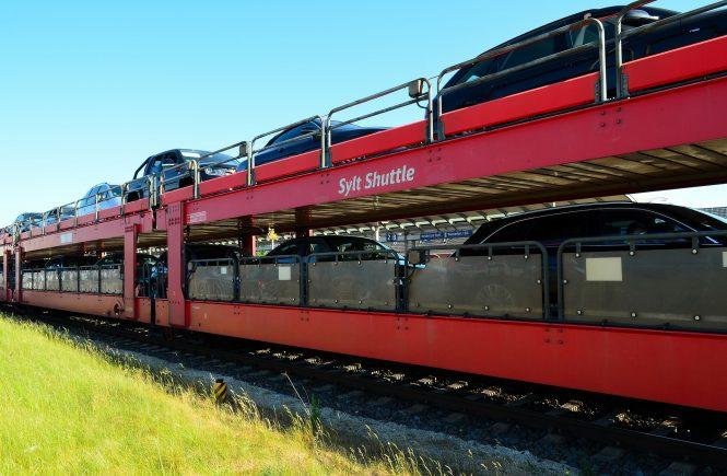 Deutsche Bahn: Erneuerung der Sylt-Strecke gut im Plan