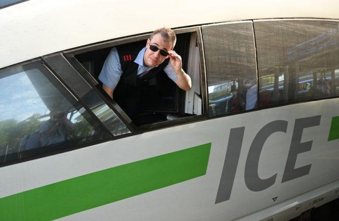 Deutsche Bahn setzt auf energiesparendes Fahren