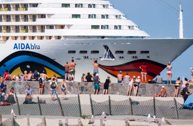 Aida Cruises zuversichtlich vor verspätetem Saisonstart