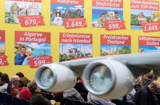 Leipziger Reisemesse Touristik und Caravaning wegen Corona-Pandemie abgesagt