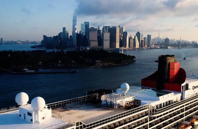 Cunard Sommerprogramm 2022 ist ab sofort buchbar